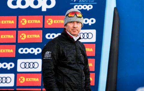 Arrangementsjef i Norges Skiforbund.