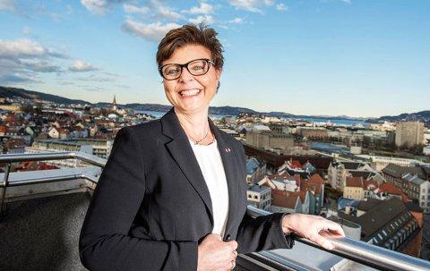 Fylkesordførar i Hordaland, Anne Gine Hestetun (Ap).