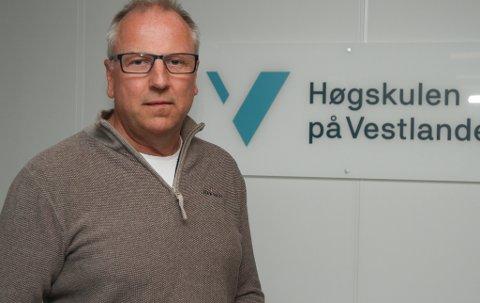 Studiekoordinator Øyvind Østrem opplyser at subseastudiet i Florø blir lagt ned.