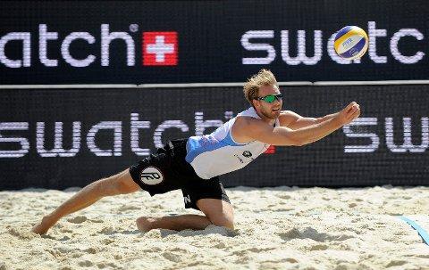 Geir Eithun er klar for Stavanger og skal i perioden 22. til 26. juni kjempe om OL-billett saman med Iver Horrem.