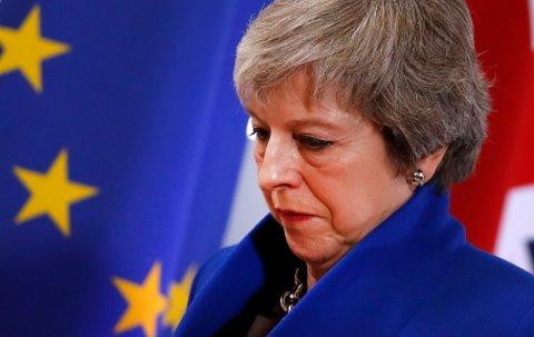 – Look to Britain: Det seier Ove Semshaug til dei som ønsker Norge inn i EU. Vanskane som den britiske statsministeren Theresa May står i ser han ingen grunn til å få Norge opp i.