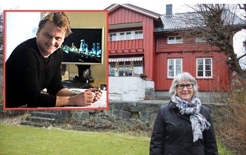 TJENTE MEST: Både Tormod Stene Johansen og Marianne Bonde Hansen har all grunn til å smile.