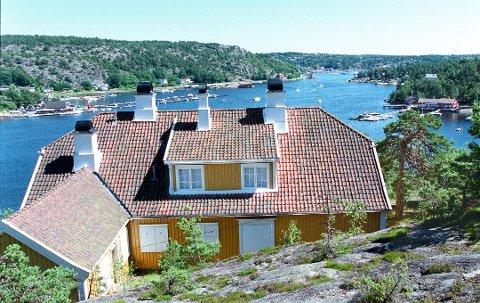 Bloksberg har vært et kongelig feriested siden Kong Olav kjøpte stedet etter krigen.