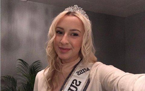 Ina Kollset (21) er Norges store håp i Miss Supranational i Polen.