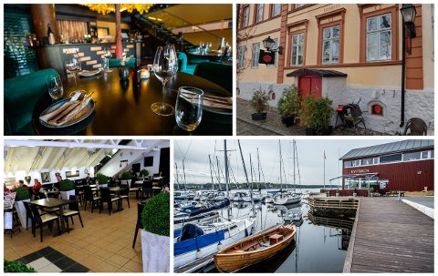 Nomads, Din Pizza, Cafe Mesanin og Kystkroa er blant spisestedene som har hatt besøk av Mattilsynets inspektører i juli.