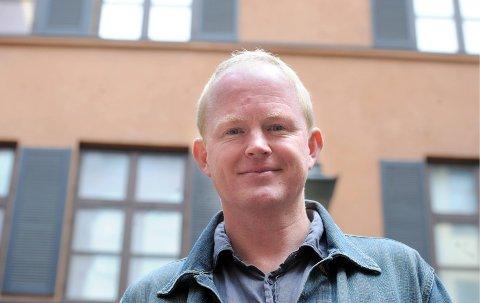 SPØR: Lars Haltbrekken har skrevet brev til olje- og energiministeren om Skjoma.