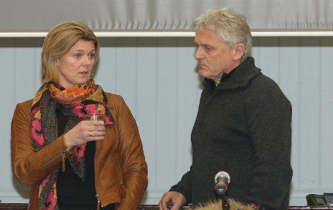 DÅRLIG BEHANDLET: Leder i Våler Høyres forhandlingsutvalg, Harry Vinje, synes tidligere ordfører Lise Berger Svenkerud har fått stygg og urettferdig behandling.