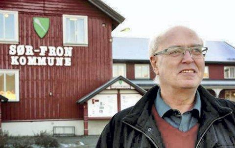 HAR EN PLAN: Setterådmann Jan Reinert Rasmussen har lagt fram en framdriftsplan for behandlingen av varslersaken i Eidskog.FOTO: KRISTIN VESKJE, GUDBRANDSDØLEN/DAGNINGEN