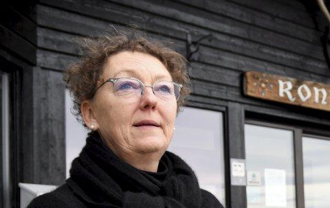 BLIR DAGLIG LEDER: Sofie Kvåle fra Vinstra på veg til Kongsvold Fjeldstue.