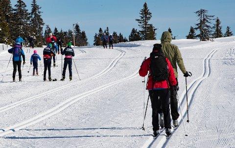 POPULÆRT: Skiløpere i alle aldre og av begge kjønn har gått de 54 kilometerne mellom Rena og Lillehammer mellom 6. februar og 21. mars. Mange har uttrykt et sterkt ønske om at Birken beholder QR-konseptet, også når man igjen kan arrangere ordinære renn.