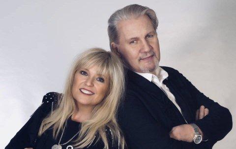 HANNE KROGH:   Hanne Krogh og Johnny Logan byr på julestemning i Scandic Maritim Hall og Vår Frelsers kirke.