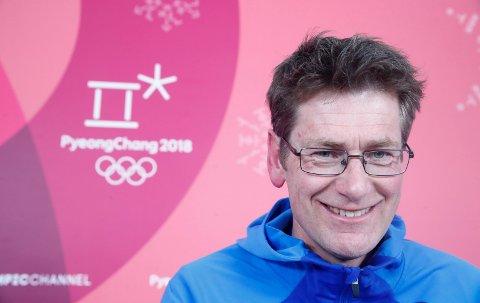 Toppidrettssjef Tore Øvrebø har forlenget arbeidsavtalen. Foto: Terje Pedersen / NTB scanpix
