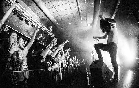 KOMMER TILBAKE: Metalbandet Kvelertak kommer til City Scene i Alta i mars.