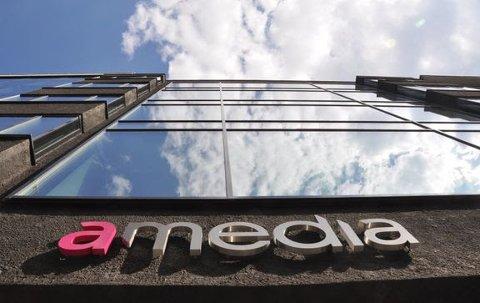 Godt resultat: 2017 ble et bra år for mediekonsernet Amedia.
