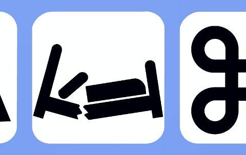 Ingen god natts søvn: Nå må de som ønsker overnatting i Holmestrand henvises til nabobyene, etter konkursen ved fjordhotellet. Illustrasjon: Marianne Karlsen