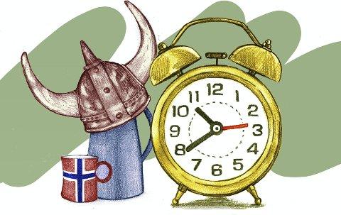 Et rart OL: Hadde det stått en fremmed våpenvakt på 1,1 millioner soldater noen mil fra Lillehammer i 1994, hadde det blitt rart. Illustrasjon: Marianne Karlsen