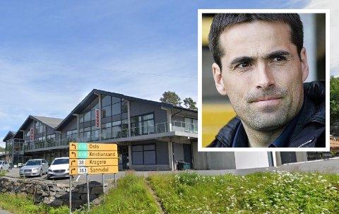 Martin Andresen taper stort på sitt eierskap i Skeidar. Butikken i Alti-senteret bedret resultatet fra 2018 til 2019, men går fortsatt med underskudd. (Foto: Google Street View /Scanpix)