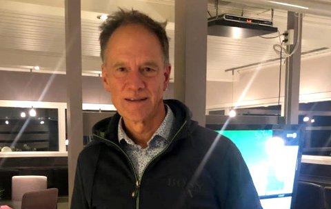 VINNEREN: Arbeiderpartiet og Jan Gaute Bjerke er valgvinnere i Nore og Uvdal.