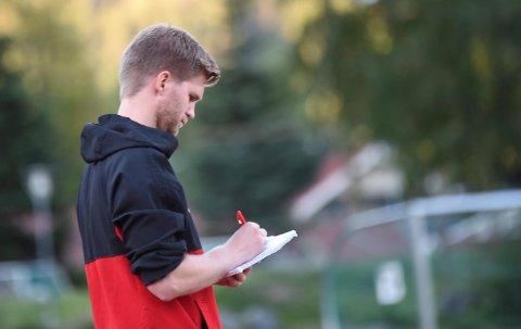 INGEN KAMPER: Trener Harald Sylfest Gaard registrer at det ikke blir noen kamper for KIFs 4. divisjonslag denne sesongen. ALLE FOTO: OLE JOHN HOSTVEDT
