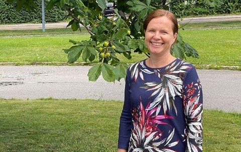 ØNSKER SØKNADER: Maria Hoff, næringssjef i Lillestrøm kommune, ønsker søknader på sitt bord.