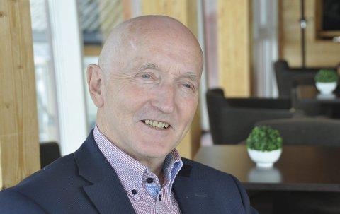Reiseliv: Daglig leder i Vestvågøy Næringsforum, Søren Fredrik Voie, håper ideene sitter løst under reiselivsseminaret på Leknes torsdag.