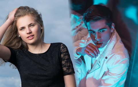 Thea Floer Kulseng og Espen Fernando kommer til ÅrsteinØya i sommer.