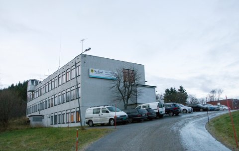 Vest-Lofoten videregående skole på Gravdal.