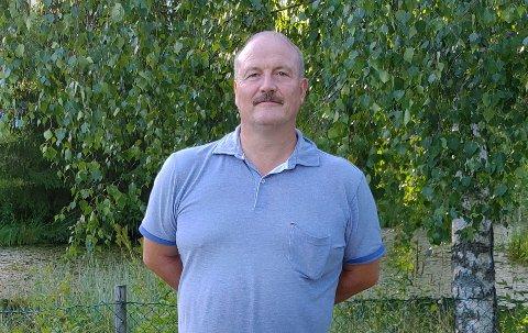 Trond Handberg har vært kulturkonsulent i Vestvågøy kommune i en årrekke. Nå vil han søke lederstillingen for andre gang.
