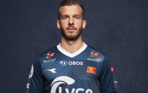 TILBAKE: Zlatko Tripic er igjen klar for Viking.