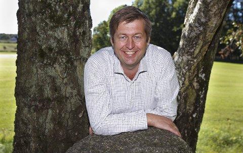 Har fått plass: Finn-Erik Blakstad (V) er snart på plass som Rygges nye varaordfører. foto: geir hansen