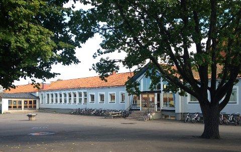 EKEBERG SKOLE: En mann fikk ikke forlenget vikariat på Ekeberg skole fordi han nektet å håndhilse på kvinner. (Arkivfoto)