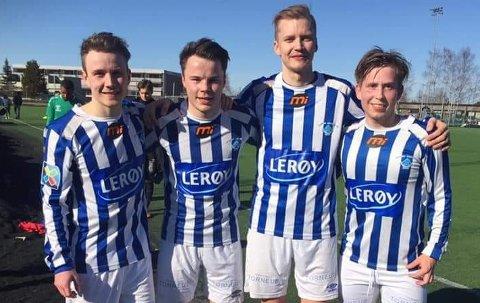 OPPRYKKSJAKT: Skjervøy har hatt en sensasjonelt god sesong i 3.-divisjon hittil. I kveld tar de i mot TIL 2 med håp om å kutte forspranget ned til serieleder til Finnsnes til ett fattig poeng.