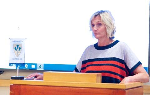 NYE TESTER: Oppvekstsjef Jorunn Farstad sier flyktningene som fikk prøvene annullert nå har gjennomført nye tester.
