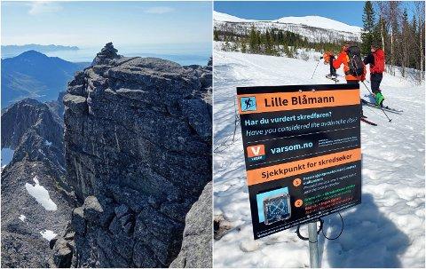 NAVN: Disse to fjellene er svært populære, men hva heter de egentlig?