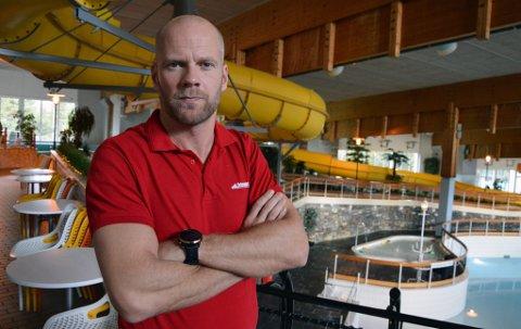 Rickard Claesson er daglig leder
