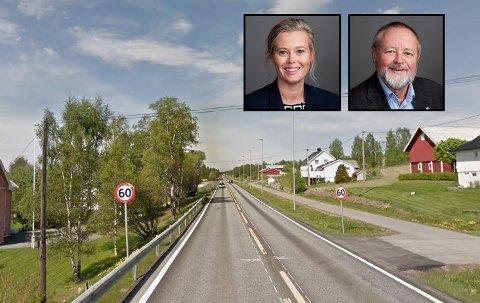 NØDVENDIG: – Et helhetlig, effektivt og velfungerende transportsystem er helt nødvendig for å opprettholde og utvikle konkurransekraften vi vet Innlandet har i Gjøvikregionen, men også regioner nordover, mot det internasjonale markedet, skriver artikkelforfatterne.
