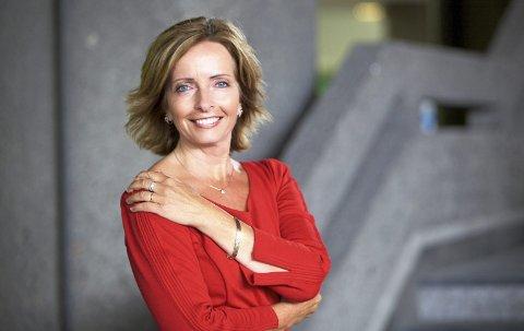GLEDER SEG: Hanne Kristin Rohde gleder seg til å komme til Kolben torsdag kveld. FOTO: TROND HEGGELUND, NETTCOACH.NO