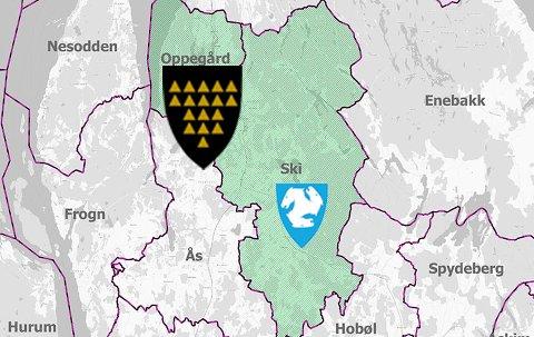 Oppegård fikk inn flest representanter i Nordre Follos kommunestyre.
