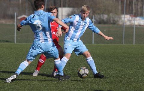 Thomas Herskedal Torgersen har gitt seg i Follo FK på grunn av jobb.