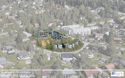 PRISVEKST: Ekspertene trekker frem Ski og Ås som vinnere i boligprisveksten fremover.