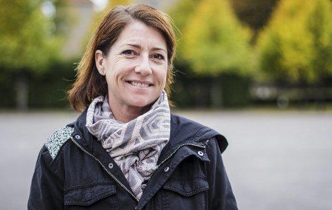 Fra torstrand: Vibeke Henny Strand er født og oppvokst på Torstrand, men bor nå i Oslo. Nå er hun blant de fem finalistene til veteranprisen som deles ut i Stavanger tirsdag.foto: marius lauritsen/forsvaret