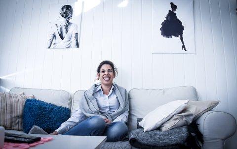 NYTT LIV I LARVIK: Marta Rio-Miranda Løken  savner venner i Larvik. For to uker siden la hun ut en annonse på Facebook.