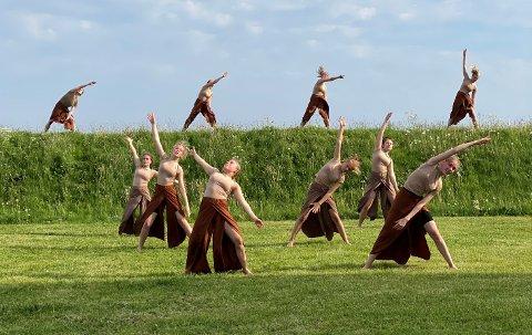 ENDELIG: Det har manglet publikum i over et år. Men denne helgen fikk danserne ved Studio Nille muligheten til å møte publikum igjen.