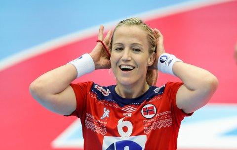 Heidi Løke spiller neste sesong i Vipers. Foto: Vidar Ruud / NTB scanpix