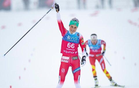 Therese Johaug har grønt lys for å konkurrere på Beitostølen, slik situasjonen er nå.