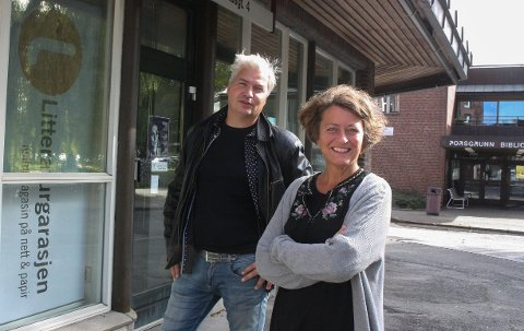 Astrid Borchgrevink Lund og Per Erik Buchanan Andersen ønsker en mer forutsigbar plattform.