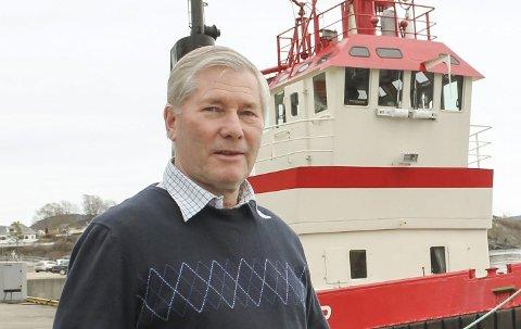 POLITIKER: Jan Runar Arvesen er leder i Representantskapet til Grenland Havn.