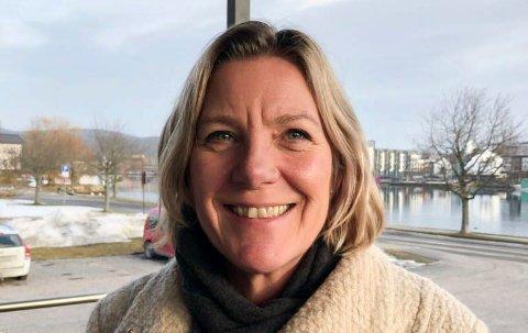 SØKERTALL: Marianne Dahl-Hansen, fylkeskommunen.