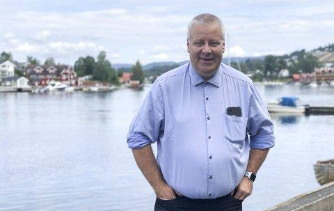 Hissig: Bård Hoksrud har blitt mer hissig på sine tynnere dager. Nå framstår den tidligere Bokseren som en hissigere utgave av en Grand danois. Foto: Grønnsakavdelingen