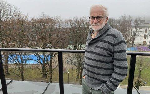 UNØDVENDIG BRUK: Bjørnar Nyen leder nytt prosjekt som forhåpentligvis skal øke kunnskapen til legene og holdninger i samfunnet knyttet til medisinering.